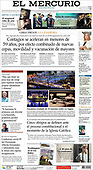 April 04, 2021 (LATIN AMERICA): Front-page: Today's Newspapers In Latin America
