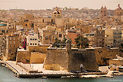 Senglea, Great Harbour, Malta