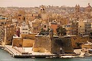 Senglea, Great Harbour, Malta