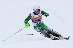 GOURLEY Mitchell, AUS, Super Combined, 2013 IPC Alpine Skiing World Championships, La Molina, Spain