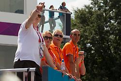 Van Der Heijden Maarten (NED), Minderhoud Hans Peter (NED)<br /> Olympic Games London 2012<br /> © Dirk Caremans