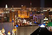 Las Vegas skyline.Las Vegas, Nevada