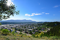 Overlooking Whitehorse, Yukon