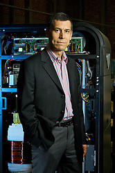 Presidente da CP Eletrônica, que faz no-breaks e estabilizadores de energia, Carlos Pôrto. FOTO: Jefferson Bernardes/Preview.com