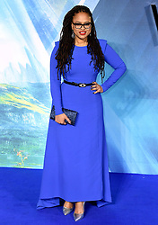 Ava DuVernay attending the A Wrinkle in Time European Premiere held at the BFI IMAX in Waterloo, London. Photo credit should read: Doug Peters/EMPICS Entertainment