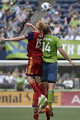 Real Salt Lake vs Seattle Sounders - 26 May 2018