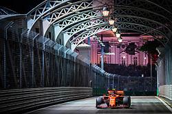 September 20, 2019, Singapore, Singapore: Motorsports: FIA Formula One World Championship 2019, Grand Prix of Singapore, .#16 Charles Leclerc (MCO, Scuderia Ferrari Mission Winnow) (Credit Image: © Hoch Zwei via ZUMA Wire)