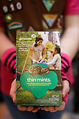 Girl Scout Cookies –Cookie Box Redesign 2013