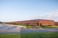 Exterior image of Riverside Technology Park in Frederick MD by Jeffrey Sauers of Commercial Photographics, Architectural Photo Artistry in Washington DC, Virginia to Florida and PA to New England