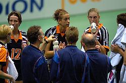 18-06-2000 JAP: OKT Volleybal 2000, Tokyo<br /> Nederland - China 3-0 / Erna Brinkman, Ingrid Visser
