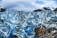 North Sawyer Glacier (close-up)
