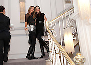 GYUNEL BOATENG; YANA BOYKO, Georgina Chapman and Stephen Webster celebrate her guest designer collection for Garrard. Albermarle St. London. 4 November 2009