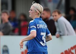 Lauren Townsend of Bristol Academy  - Mandatory byline: Dougie Allward/JMP - 07966386802 - 29/08/2015 - FOOTBALL - Stoke Gifford Stadium -Bristol,England - Bristol Academy Women FC v Birmingham City Ladies - FA WSL Continental Tyres Cup