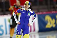 Skøyter ,<br /> -essent  ISU European Speed Skating Championships 2014<br /> Hamar Olympic Hall Vikingskipet , Hamar<br /> 11.012.2014<br /> Foto: Dagfinn Limoseth, Digitalsport<br /> Johanna Östlund , SWE