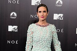 """US actress Jennifer Connelly  poses for the photographers during the Spanish premiere for the movie """"Noah"""" in Madrid, Spain, Monday, 17th March 2014. Picture by Oscar Gonzalez / i-Images<br /> SPAIN OUT"""
