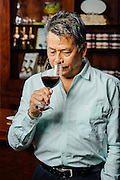 Professional life style images of Wine Tasting at Sebastiani Vineyards and Winery in Sonoma , California