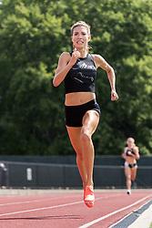 1500 meter time trial for Team NB Boston, Dana Giordano