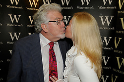 """© Licensed to London News Pictures. 19/04/2013.(File Image 27.11.2010).Rolf Harris has been named as the veteran entertainer who was arrested by police investigating allegations of sexual abuse following the Jimmy Savile scandal..Harris, 83, a former resident of Sydenham, was originally interviewed by detectives from Scotland Yard's Operation Yewtree in November 2012 and was then arrested over the allegations on March 28 2013..(File Image 27.11.2010). Rolf Harris at Waterstones book store at the Bluewater Shopping complex in Kent.  . launching his new book. Rolf Harris """"A Life in Art"""".. Photo credit : Grant Falvey/LNP"""