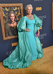 """the Los Angeles premiere of HBO's """"Catherine The Great"""" held at the Hammer Museum on October 17, 2019 in Westwood, CA. © O'Connor/AFF-USA.com. 17 Oct 2019 Pictured: Helen Mirren. Photo credit: O'Connor/AFF-USA.com / MEGA TheMegaAgency.com +1 888 505 6342"""