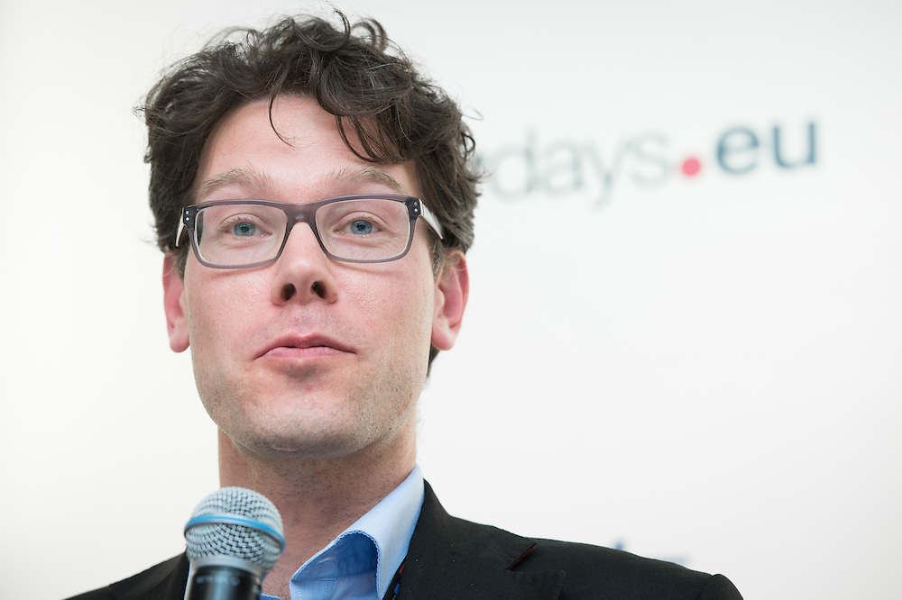 04 June 2015 - Belgium - Brussels - European Development Days - EDD - Food - FOODSECURE - The future of global food and nutrition security - Thom Achterbosch<br /> Co-leader, FOODSECURE © European Union