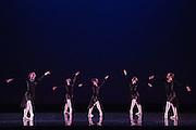 SCU Presents performs Images 2016 during dress rehearsal at Santa Clara University's Louis B. Mayer Theatre in Santa Clara, California, on February 2, 2016. (Stan Olszewski/SOSKIphoto)