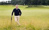 SPIJK - Directeur Niek Molenaar, Golfbaan THE DUTCH, COPYRIGHT KOEN SUYK