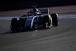 March 7, 2018 - Le Castellet, France - SERGIO SETTE CAMARA of Brazil and Carlin drives during the 2018 Formula 2 pre season testing at Circuit Paul Ricard in Le Castellet, France. (Credit Image: © James Gasperotti via ZUMA Wire)
