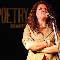 Schtick or Treat - November 1, 2011 - Bowery Poetry Club - Mara Herron