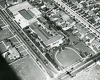 1928 Aerial photo of Marlborough School for Girls