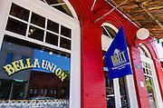 Bella Union Saloon (1856), Jacksonville, Oregon USA
