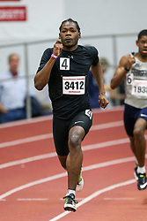 Roberts, Zenith, 500<br /> Boston University Athletics<br /> Hemery Invitational Indoor Track & Field