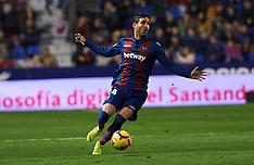 Levante v Girona 4 Jan 2019