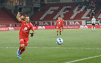 Fotball , 8. november 2019 , Eliteserien , Brann - Odd 1-0<br /> <br /> Veton Berisha , Brann