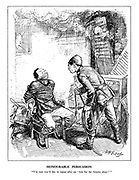 """Honourable Persuasion. """"I'm sure you'd like repeat after me 'Asia for the Asiatics alone!'"""""""