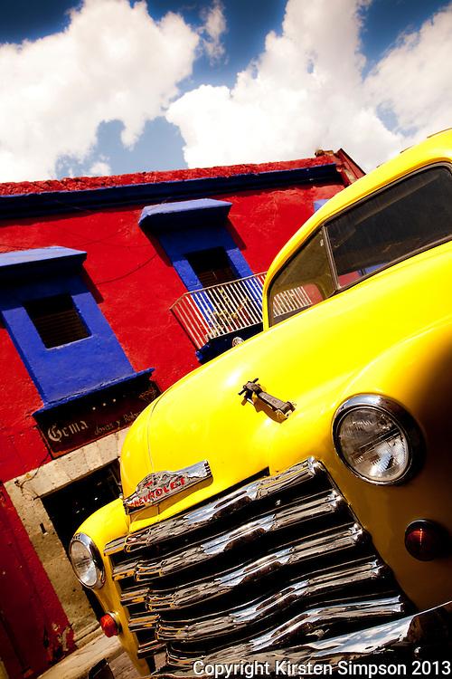 The Colourful Streets of Oaxaca