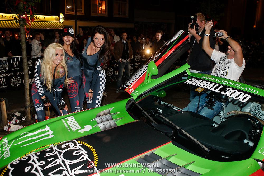 NLD/Amsterdam/20100501 - Gumball 3000 Amsterdam,