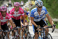 SYKKEL, 12. JULI 2005, COURCHEVEL (FRA), TOUR DE FRANCE 2005 GRENOBLE - COURC<br />