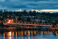 5th Avenue Bridge & Capitol Lake