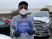 Georgia: Early Vote October 2020