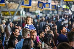 Movimento de Publico durante a 38ª Expointer, que ocorrerá entre 29 de agosto e 06 de setembro de 2015 no Parque de Exposições Assis Brasil, em Esteio. FOTO: Pedro H. Tesch/ Agência Preview