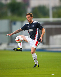 Falkirk's Alan Maybury. Falkirk  2 v 2 Rotherham Utd, pre-seaon friendly.<br /> © Michael Schofield.