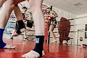 Vicenza, Palestra Indipindiente , allenamenti di Muay Thai allenamenti di box