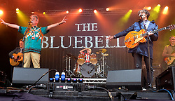 Party At The Palace, Sunday 12th August 2018<br /> <br /> Pictured: The Bluebells<br /> <br /> Aimee Todd | Edinburgh Elite media