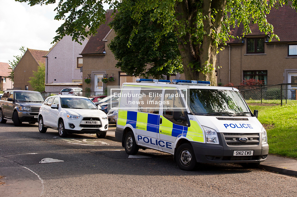"""Pictured: <br /> <br /> Police Scotland are appealing for information after a firearm was discharged in the direction of a house in Dalkeith.  The incident took place on Woodburn Road and was reported around 12.10am on Sunday 18 June 2017. No one was injured and it does not appear that any damage was caused to the property.<br /> <br /> Chief Inspector Kenny Simpson, Area Commander for Midlothian, said: """"We're currently treating this as a targeted incident and I want to thank the local community for their patience as enquiries are conducted.<br /> <br /> Ger Harley 