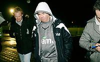 Fotball, 9. februar 2009 ,Trening foran privat-kampen mellom Norge og Tyskland<br /> Egil Olsen , Drillo trener Norge