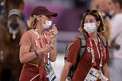 Wettstein Estelle, SUI, West Side Story<br /> Olympic Games Tokyo 2021<br /> © Hippo Foto - Dirk Caremans<br /> 21/07/2021