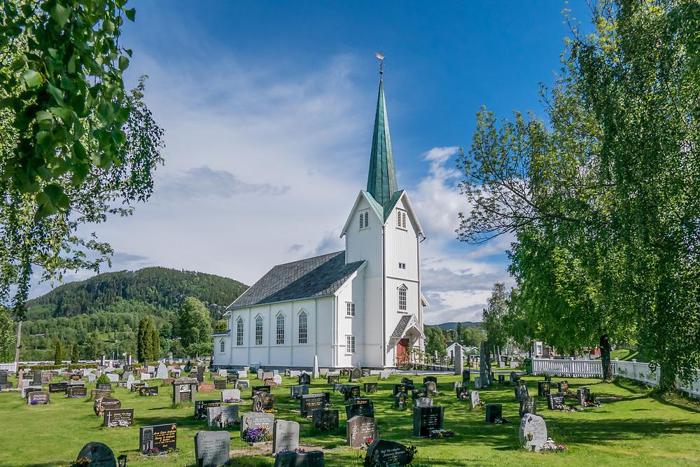 Hommelvik kirke er en langkirke fra 1886 i Malvik kommune, Sør-Trøndelag fylke. Byggverket er i tre og har 360 plasser.