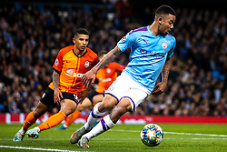 Gabriel Jesus of Manchester City - Mandatory by-line: Robbie Stephenson/JMP - 26/11/2019 - FOOTBALL - Etihad Stadium - Manchester, England - Manchester City v Shakhtar Donetsk - UEFA Champions League Group Stage