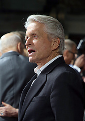 AFI Fest 2018 world premiere screening of The Kominsky Method at the TCL Chinese Theater in Hollywood,California on November 10, 2018, CAP/MPIFS ©MPIFS/Capital Pictures. 10 Nov 2018 Pictured: Michael Douglas. Photo credit: MPIFS/Capital Pictures / MEGA TheMegaAgency.com +1 888 505 6342
