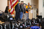 12/8/13 12:31:22 PM -- Albuquerque NM  --Presentation of supplies for Operation Comfort Warriors gifts to the Raymond G. Murphy VA Medical Center in Albuquerque, N.M..<br /> <br />  --    Photo by Steven St John